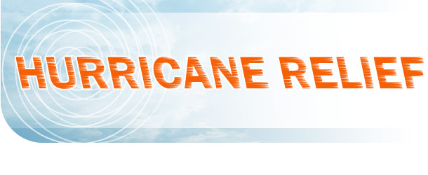 Contribute to Hurricane Disaster Relief
