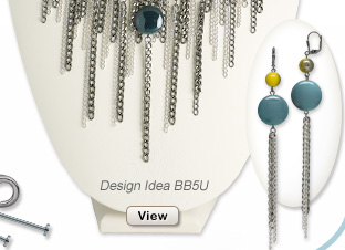 Design Idea BB5U Necklace and Earring Set