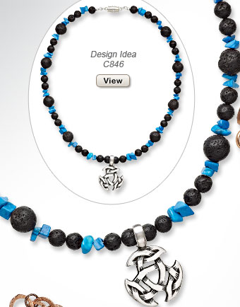 Design Idea C846 Necklace