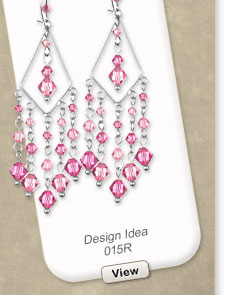 Design Idea 015R Earrings