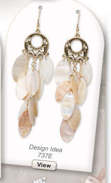 Design Idea 737E Earrings
