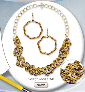 Design Idea C14L Necklace and Earring Set