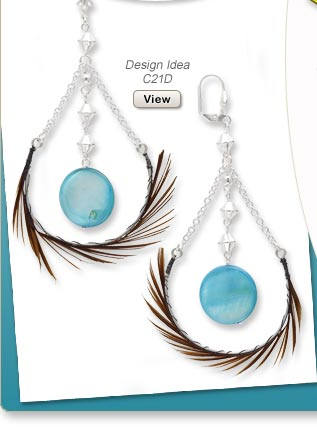 Design Idea C21D Earrings