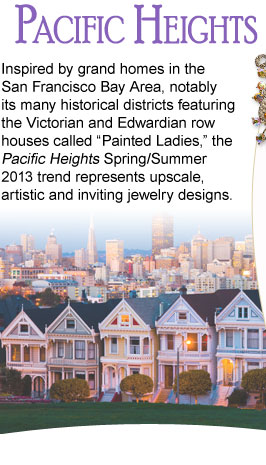 Spring/Summer 2013 Jewelry-Making Trends