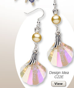 Design Idea C22E Earrings