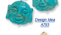 Design Idea A793 Earrings