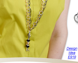 Design Idea E919 Necklace and Earring Set