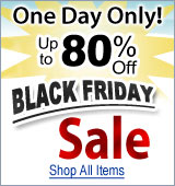 Black Friday Sale - Up to 80% Off