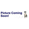 Bead, Swarovski crystal, Indian red, 8mm faceted bicone (5301). Sold per pkg of 12.